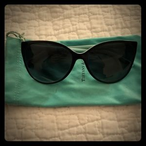 Tiffany's sunglasses with case